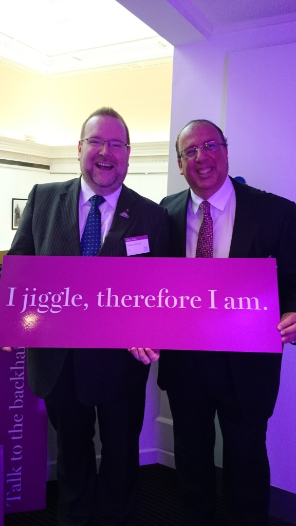 With Sport England Chairman, Nick Bitel, marking the launch of #ThisGirlCan, the campaign to get more women participating in sport - Wednesday 7 January 2015