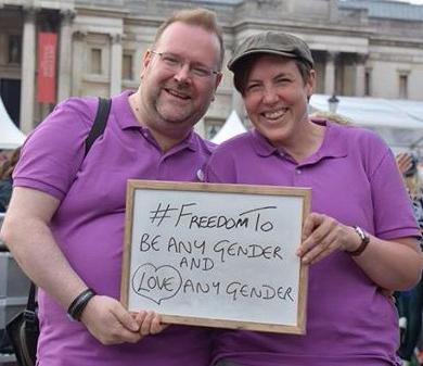 Pride 2014 #FreedomTo