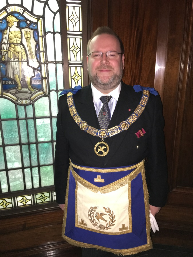 Diversity Champion: It is time for me to 'come out' – I am a Freemason