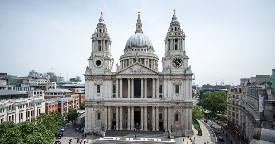 """St Paul's Remembrance: """"Brexit and Trump were won with lies and fear. Two world wars were won with truth and courage.""""- Iagree."""
