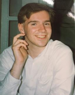 Edward, aged 18