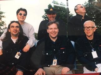 Pride Trust Board 1996