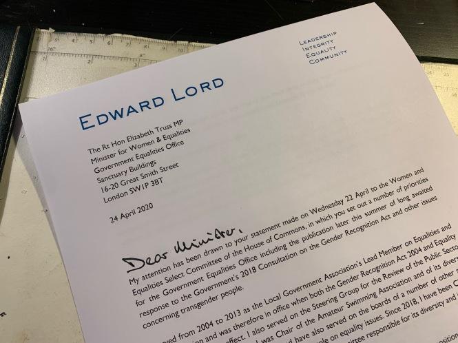 Truss Letter